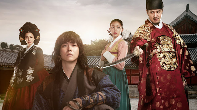 Download Drama Korea Rebel: Thief Who Stole the People Batch Subtitle Indonesia
