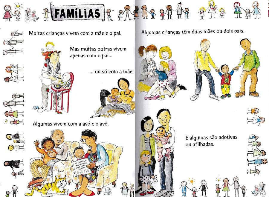Historiar blog liter rio resenha o grande e for Tipos de familia pdf