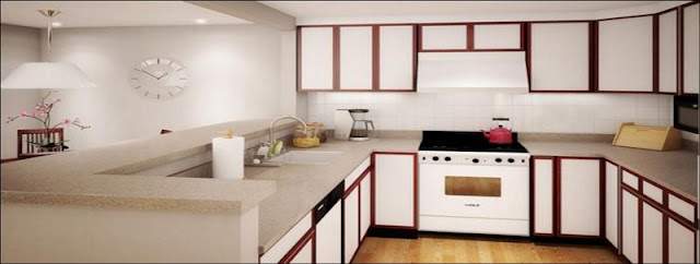 Basement kitchen decorating ideas