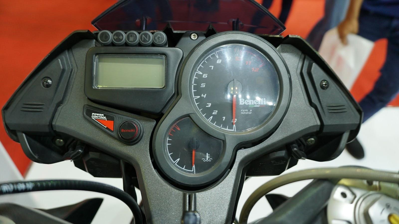 Benelli Century Race 1130