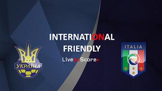نتيجه مشاهده مباراه ايطاليا واوكرانيا اليوم 10-10-2018 انتهت بالتعادل 1 - 1