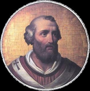Ο Πάπας Ιωάννης ΙΒ΄