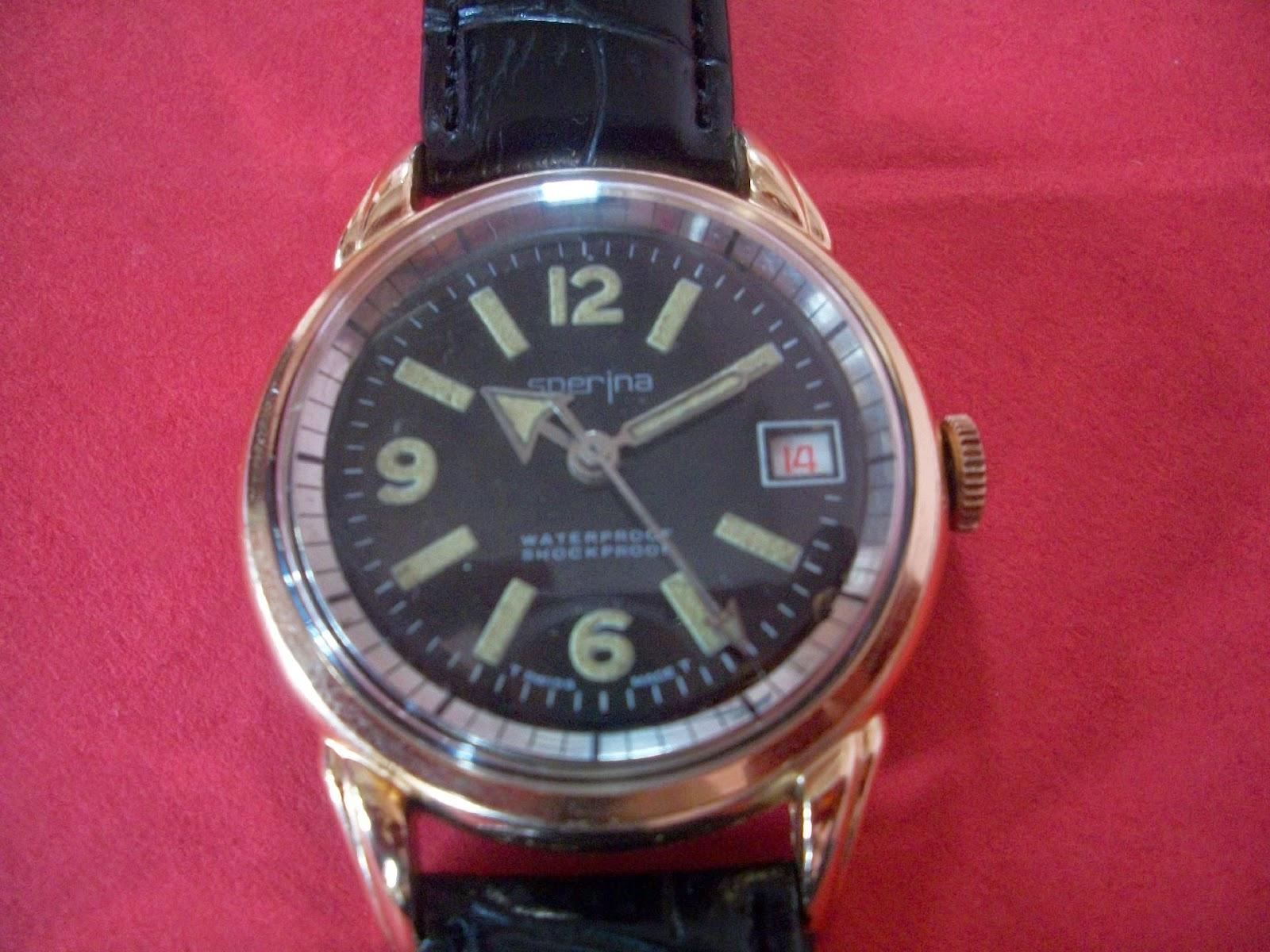 SPERINA WATCH Co. swiss made mechanical watch