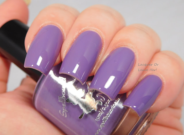 Spellbound Cosmos with topcoat