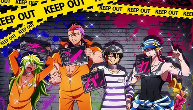 Download Nanbaka Subtitle Indonesia