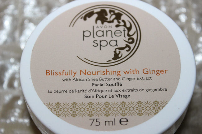Avon Planet Spa Blissfully nourishing facial souffle krema za ciscenje lica