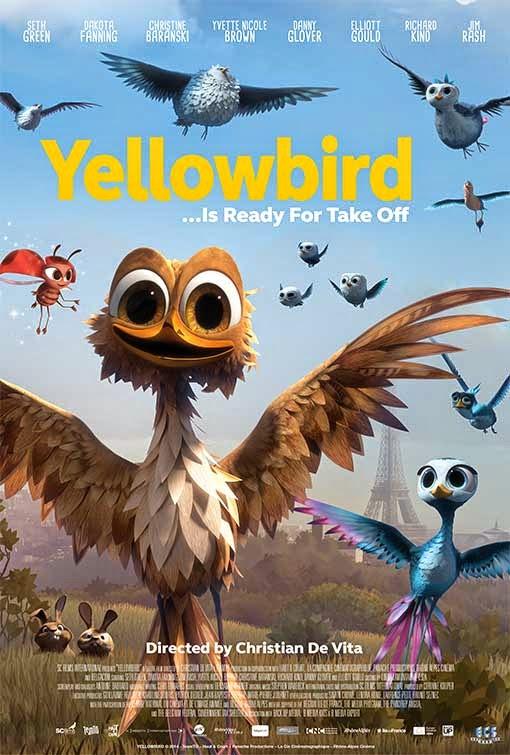 Yellowbird นกซ่าส์บินข้ามโลก [HD][พากย์ไทย]