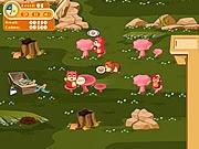 Game nhà hàng hamster