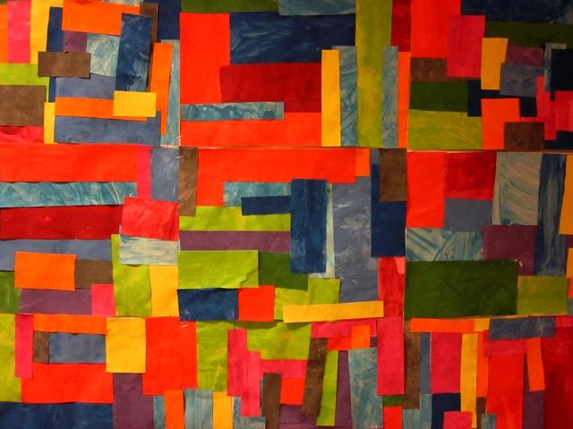 Wes Kindergarten Art Artist Hans Hofmann