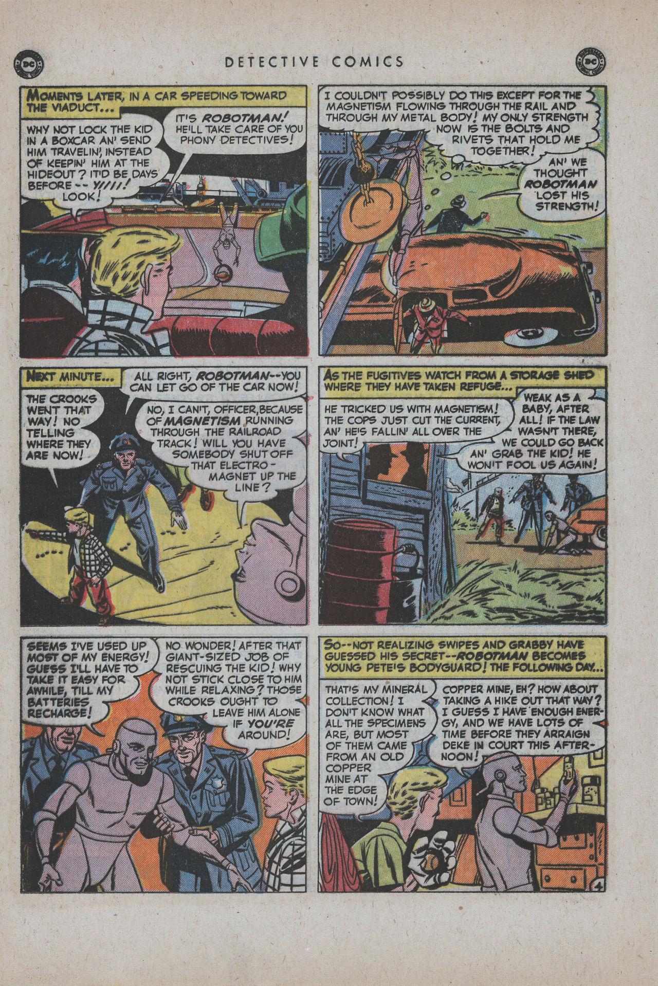 Detective Comics (1937) 171 Page 29
