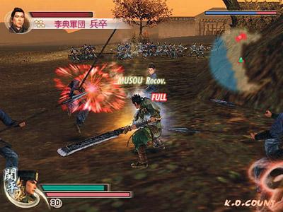 Dynasty Warrior 5 Special Fully Full Version
