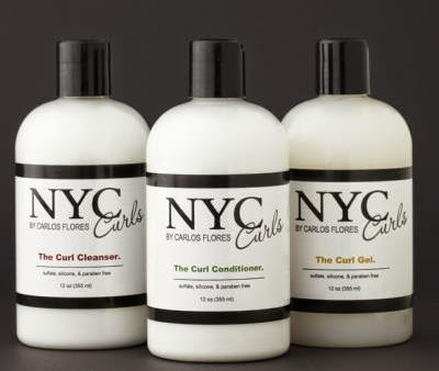 Product Review - NYC Curls by CARLOS FLORES
