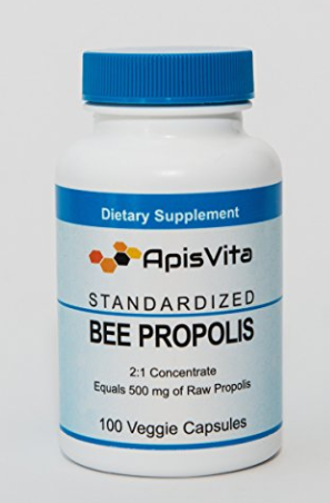 Apitherapy News: FLASH SALE: Concentrated Bee Propolis in Veggie