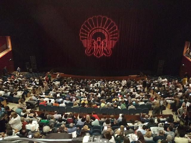En la sala principal del Kursaal, donde se ven la inmensa mayoría de películas de la sección oficial