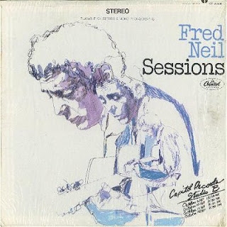 Fred Neil, Sessions