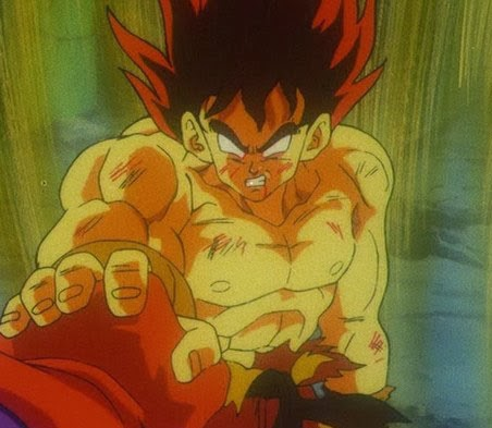 Dragon Ball World Niveis De Um Super Sayajin