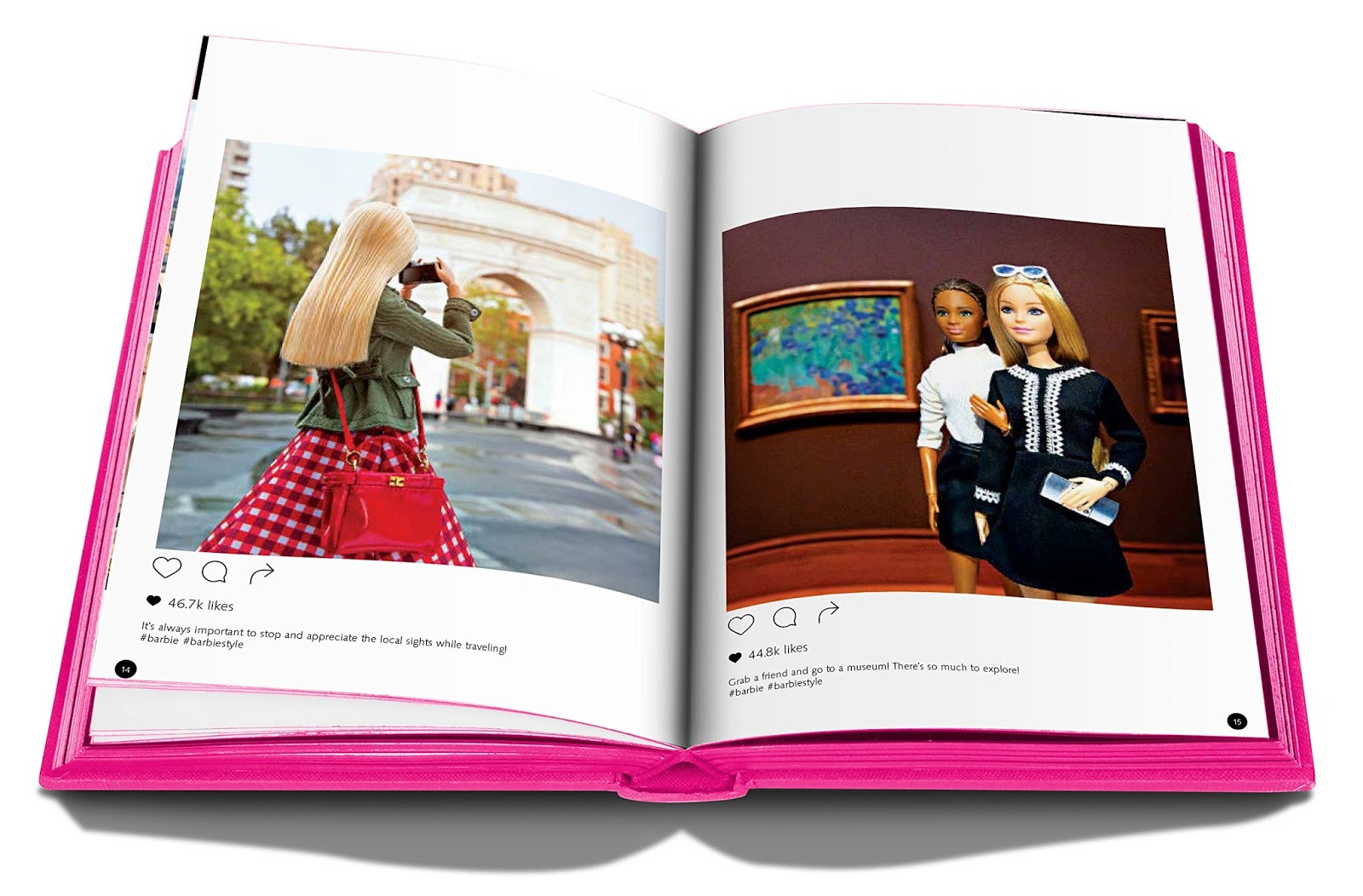the art of barbiestyle book dolly girl iris. Black Bedroom Furniture Sets. Home Design Ideas