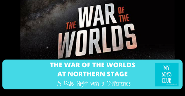 HG Wells The War of the Worlds at Northern Stage
