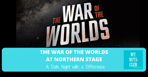 The War of the Worlds at Northern Stage (REVIEW)