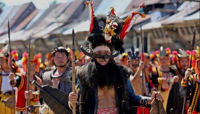 Tari Fataele, Tarian Tradisional Dari Sumatera Utara