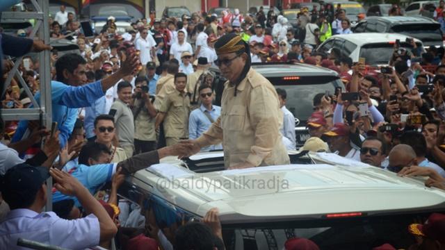 Masyarakat Banyumas Bertekad Menangkan Prabowo-Sandi di Jawa Tengah