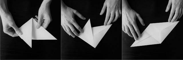 gwiazda z papieru galeria
