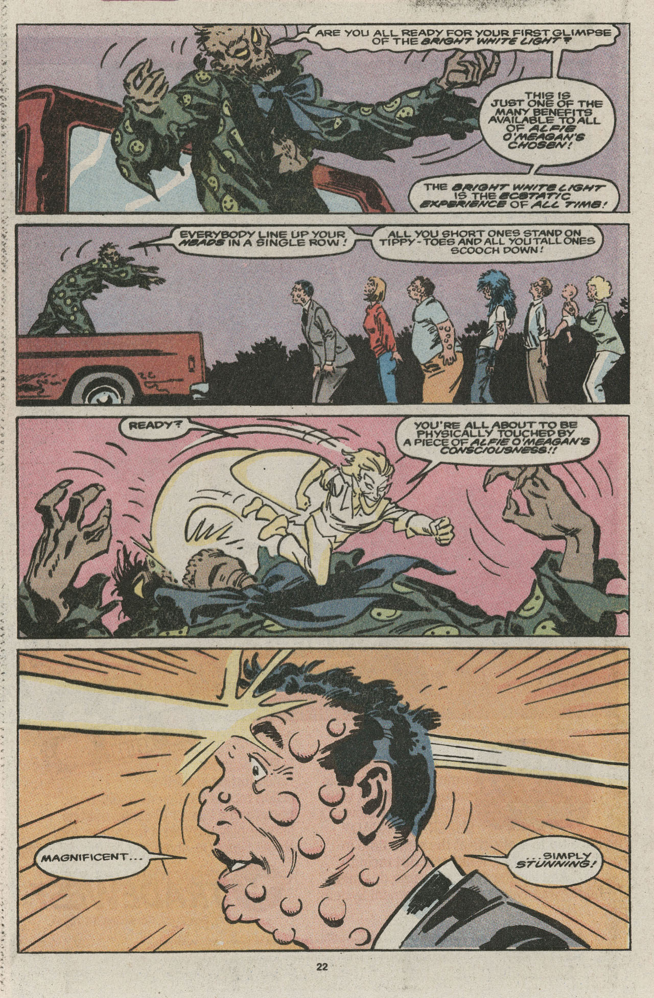 Read online Nth Man the Ultimate Ninja comic -  Issue #13 - 24