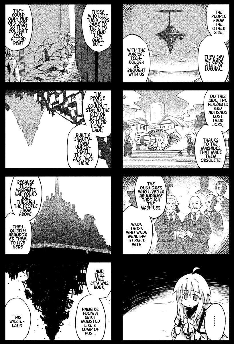 Kyoukai Senjou no Rinbo - Chapter 25