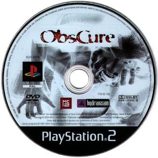 Cd-DvD Obscure 1 PS2 2005 Pt-Br ISO Site: Jogo sem vírus