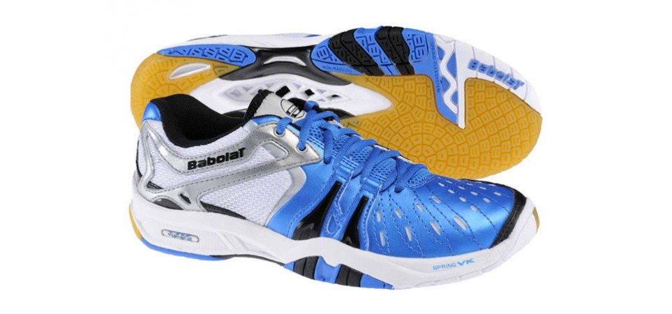 621472c1a04 Of badminton things  Badminton Shoe Review  Babolat Shadow