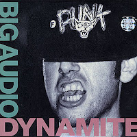 Portada de F-Punk de Big Audio Dynamite (1995)