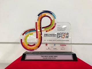 IIMS Award 2018