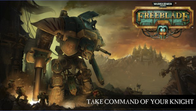 Warhammer 40,000 Freeblade Mod Apk + Data v5.4.0 Unlimited Gold Terbaru
