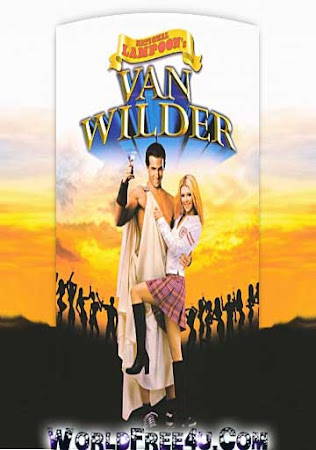 Poster Of Van Wilder: Party Liaison In Dual Audio Hindi English 300MB Compressed Small Size Pc Movie Free Download Only At worldfree4u.com