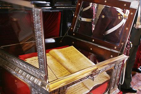 Gramscimanía: El descubrimiento del libro con el Acta de la ...