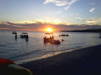 Senja di Tanjung Bira