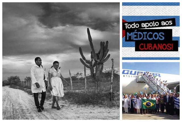 """Médico cubano escreve a Bolsonaro: """"Aprenda o que é amor ao próximo e dignidade"""""""