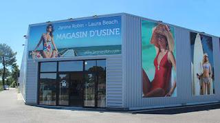 Janine Robine déstockage en Aquitaine