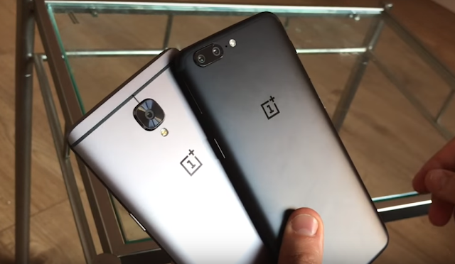 OnePlus 5 vs. OnePlus 3T: 5 key differences