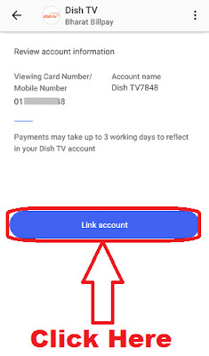 how to recharge dishtv through google tez app