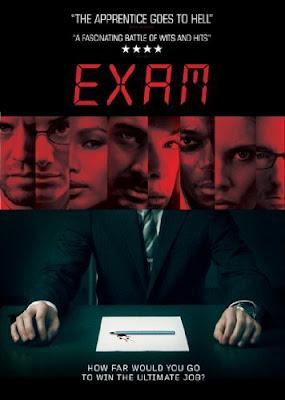 Exam (2009) เกมส์ฆาตกรโหด