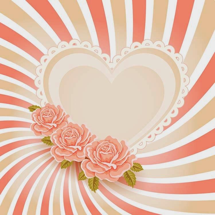 Background Undangan Pernikahan Bunga 57603