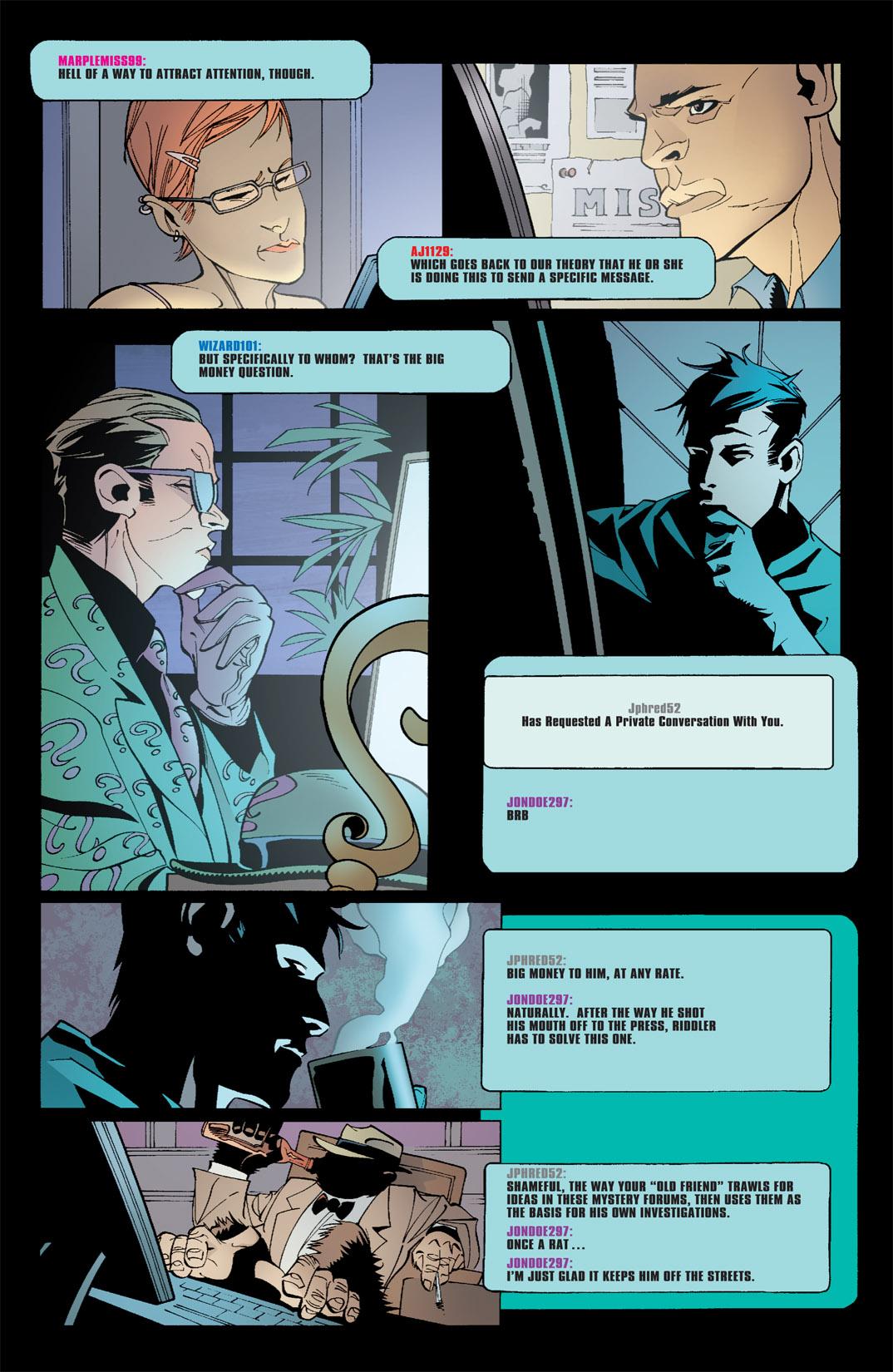 Detective Comics (1937) 845 Page 12