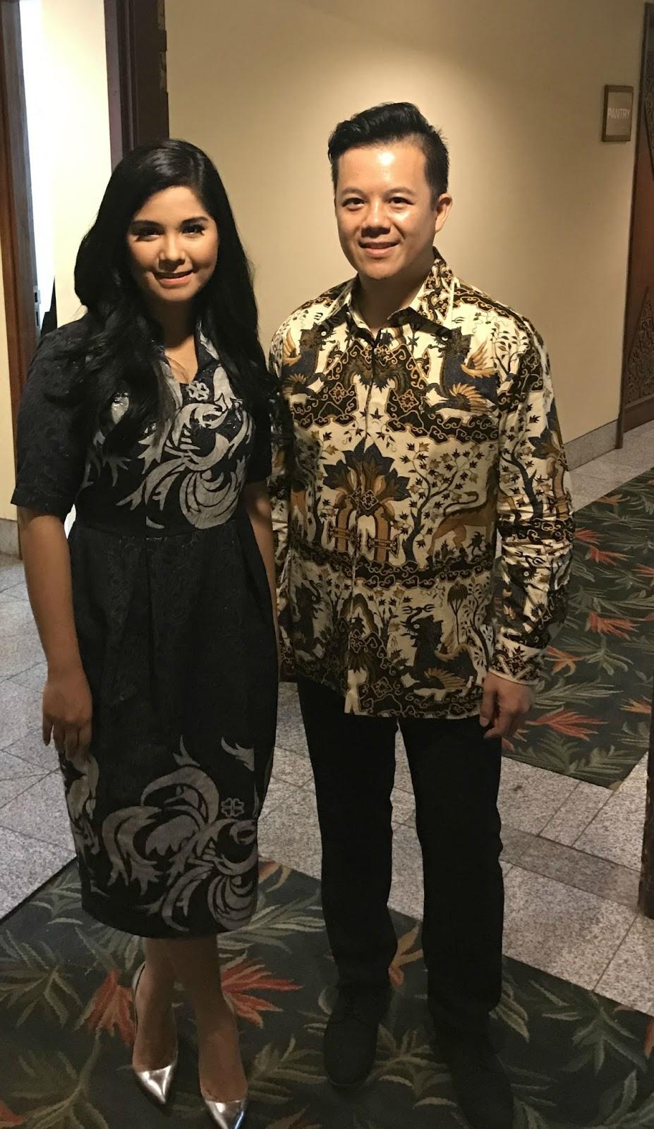 A Batik and Tenun Dress Code for IFW 2017