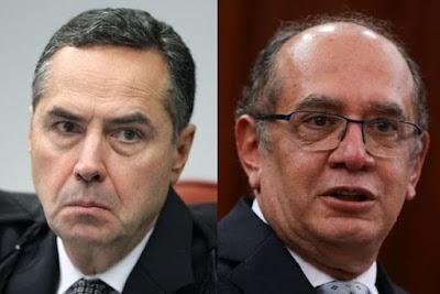 Ministros do STF discutem e trocam ofensas durante julgamento