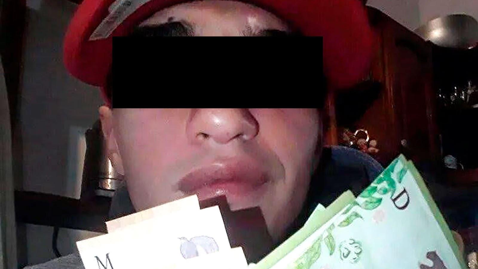 Mató a una jubilada, le incendió la casa y se sacó una selfie con la plata que le robó