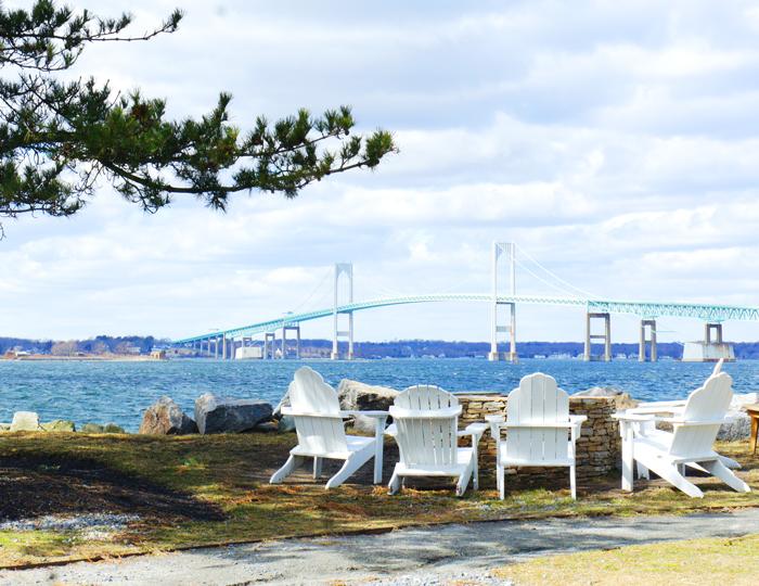 Gurney's Newport view