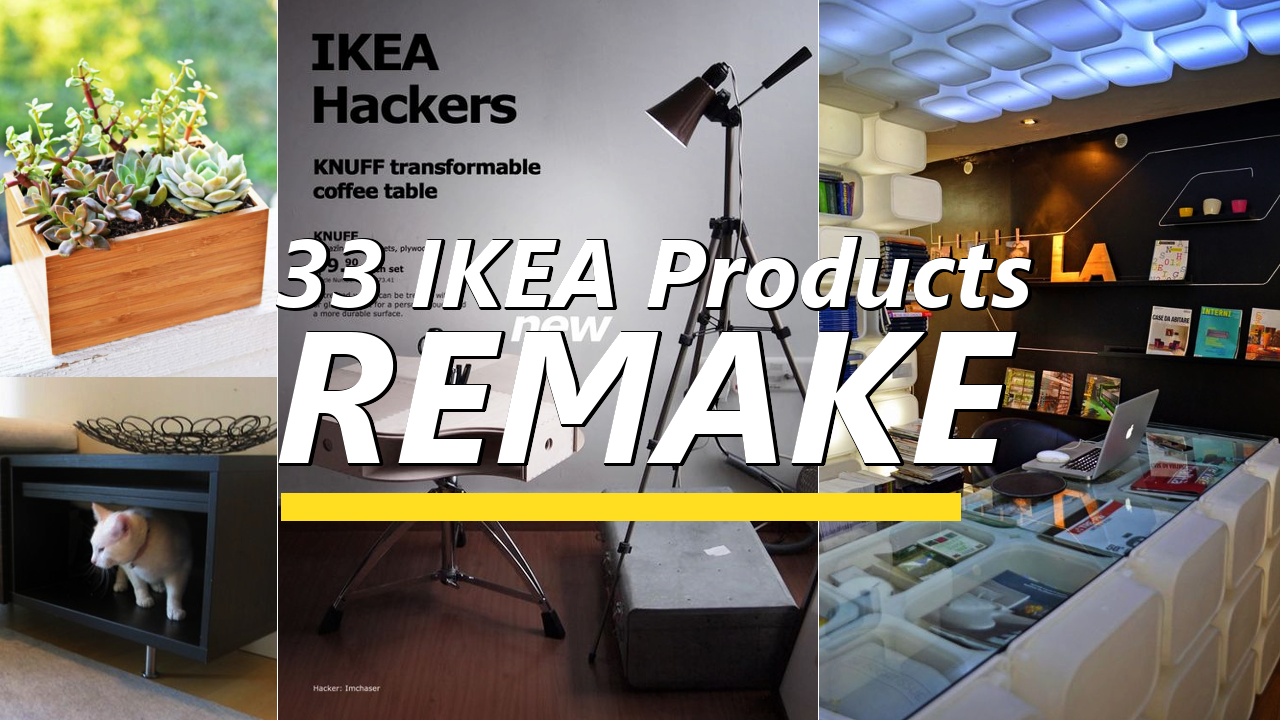 IKEA Hack Products