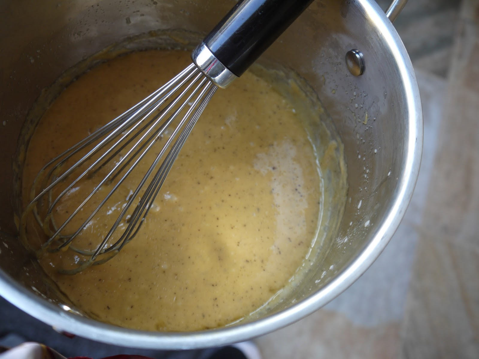 brown butter sauce