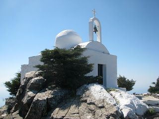 Christos Church Dikaios Mountains